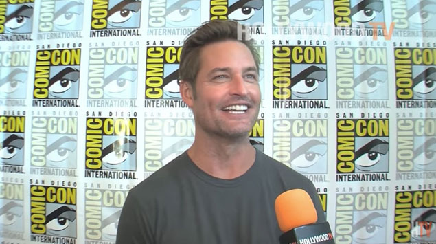 Josh Holloway on HollywoodTV