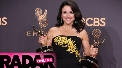 Julia Louis-Dreyfus breast cancer diagnosis