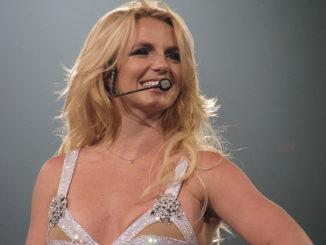 Britney Spears, Femme Fatale Tour, July 2011